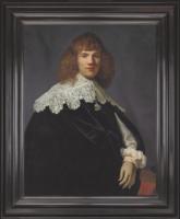Rembrandt van Rijn (1606-1669): Retrato de un joven caballero